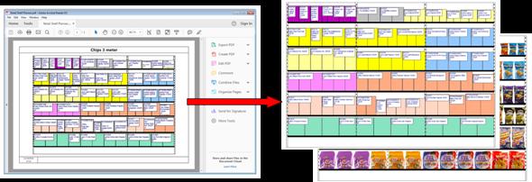 Servicio de conversión de PDF-Plano